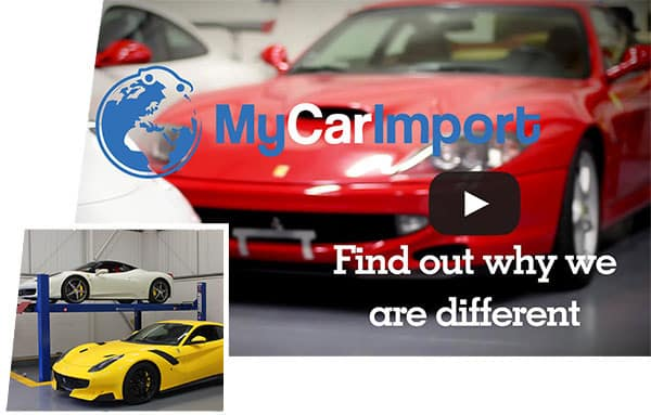Home | My Car Import | Import Car to the UK
