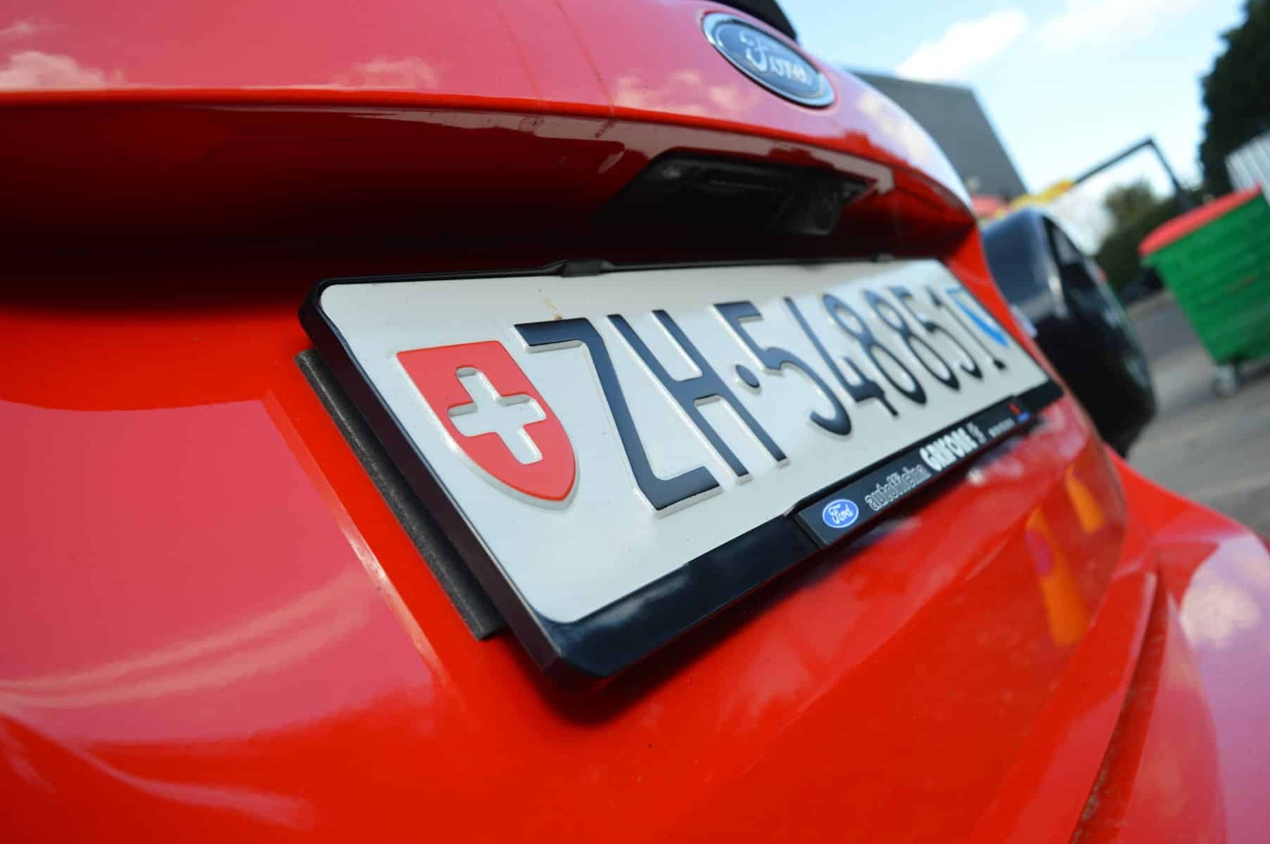 Importing a car from Switzerland into the UK